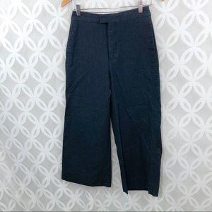 ZARA Woman High Waisted culottes Pants